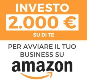 bonus 2000 euro Amazon FBA