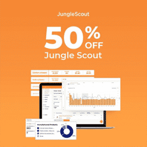 Sconto Jungle Scout 50%